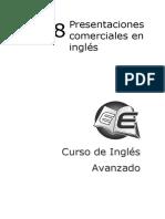 Tema 8_Presentaciones Comerciales en Inglés