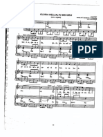 Gloria Nell'Alto Dei Cieli - M. T. HENDERSON, J. BELAMIDE (Gen Verde, Dall'Album CERCO IL TUO VOLTO - 2008 - Spartito)-Page1