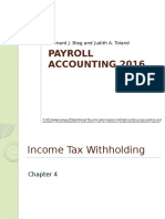 Chapter 4    Payroll Acct.