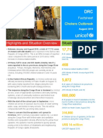 DRC Factsheet Cholera Outbreak August 2016