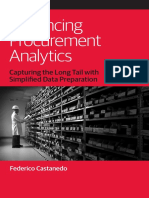 Advancing Procurement Analytics