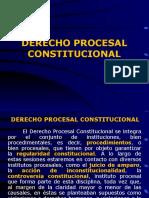 A Derecho Procesal Constitucional