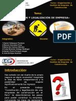Expo_Grupo_ Constitucion de Empresa