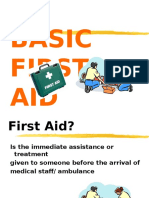 first aid.ppt
