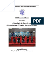 An Overview of China's Outward Foreign Direct Investment (1)