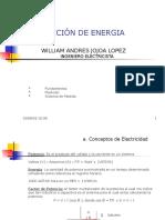 capacitación medidores de energía directa