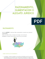 EL RAZONAMIENTO, ARGUMENTACION O ALEGATO JURIDICO.pptx