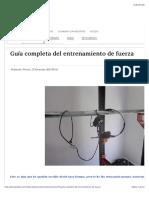 Guía completa del entrenamiento de fuerza.pdf