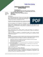 Especificaciones Tecnicas-santa Clara