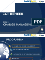 Itil Deel 05 Change Management