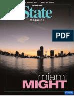 State Magazine, October 2003