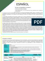 AVANCES ESPAÑOL 3.doc