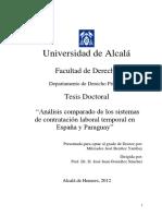 Antecedente - Tesis Alcalá