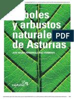 Arboles y Arbustos Naturales de Asturias