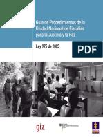Guía de Procedimientos de la Unidad Nacional de Fiscalías para la Justicia y al Paz.pdf