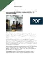 4-Desarrollo de Proveedores