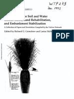 Vetiver Grass Soil Water Conservation