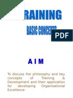 Trg & Dev Basic Concepts