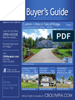 Coldwell Banker Olympia Real Estate Buyers Guide September 17th 2016