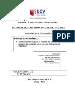 Informe de Praticas i