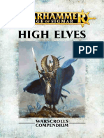 Warhammer Aos High Elves Fr