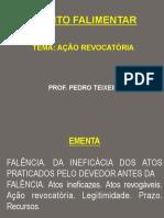 Aula UFRJ - Ação Revocatória