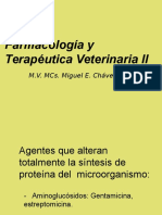 farmacos veterinarios