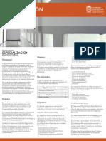 Plegable Esp Estructuras