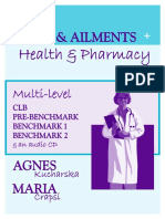Body & Ailments,, Health & Pharmacy Sample Pages