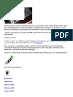 Interfaz USB DMX Bricolaje