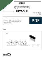 Hitachi 4AK19
