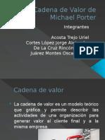 La Cadena de Valor de Michael Porter.pptx