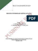 11 Sistem Informasi Kepegawaian