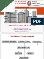 d Pie Studio de Mercado