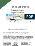 Los Bonos Soberanos (1)