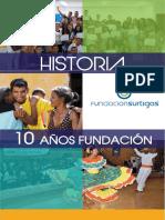 10 Años de la Fundación Surtigas