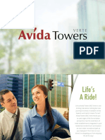 AVIDA Towers Bgc Verte Presentation