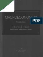 Macroeconomics- Third Edition (2012), Charles Jones, W.W. Norton & Company, New York.