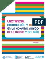 Salud Lactancia 2014