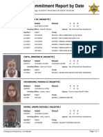 Peoria County Jail Booking Sheet for Sept. 15, 2016