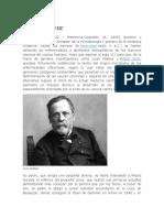 Louis Pasteur Biog