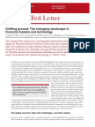 Chicago Fed Letter Essay on Fintech Cfl367-PDF