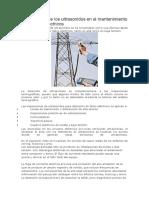 Aplicaciones de los ultrasonidos en el mantenimiento de equipos eléctricos.docx