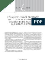 Principios de Finanzas Corporativas 9Ed EVA