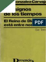 Gonzalez Carvajal Luis Los Signos de Los Tiempos Afr Presencia Teologica 039