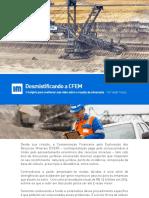 E-book Desmistificando a CFEM