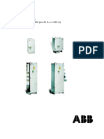 3ADW000194R0506 DCS800 Hardware Manual Es e