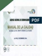 Manual de la Calidad V3, RA N° 3218, de 2-12-2014.pdf