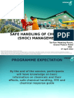 SHOC Management _ OSH Change Leaders