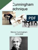 Cunningham Dance Intro